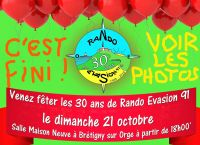 FLYER 30 ans RE91